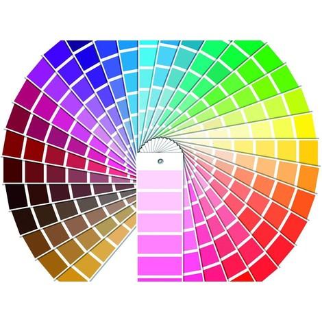 nuancier de couleur a prix mini