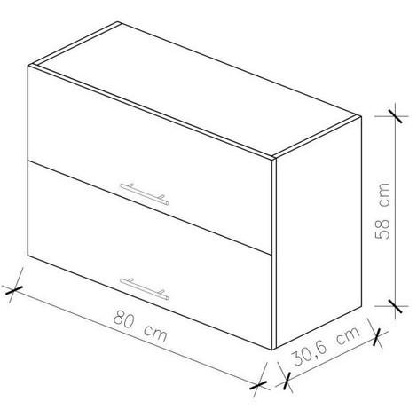 comment poser des meubles hauts de cuisine