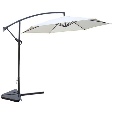 parasol deporte blanc a prix mini