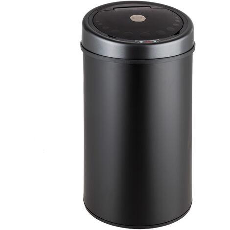 poubelle automatique 50l a prix mini