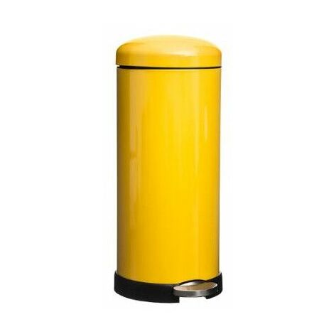 poubelle jaune a prix mini