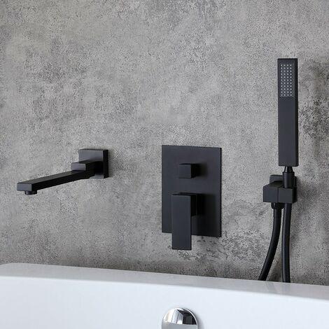 robinet baignoire noir a prix mini