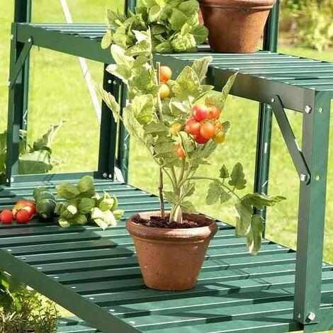 etagere pour serre de jardin a prix mini