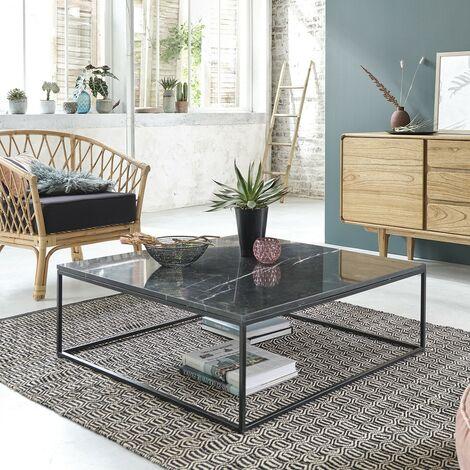 table basse carree a prix mini
