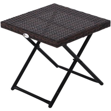 table basse jardin a prix mini