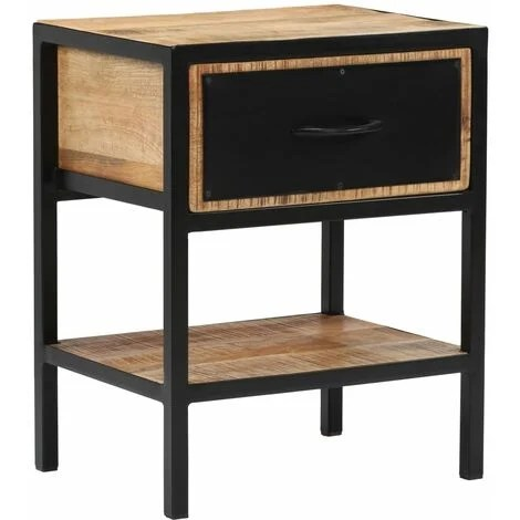 table de chevet bois a prix mini