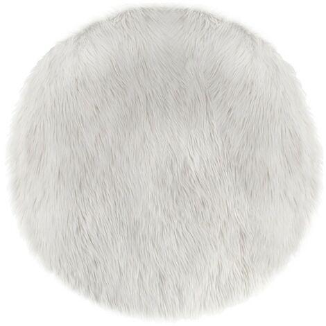 tapis fourrure a prix mini