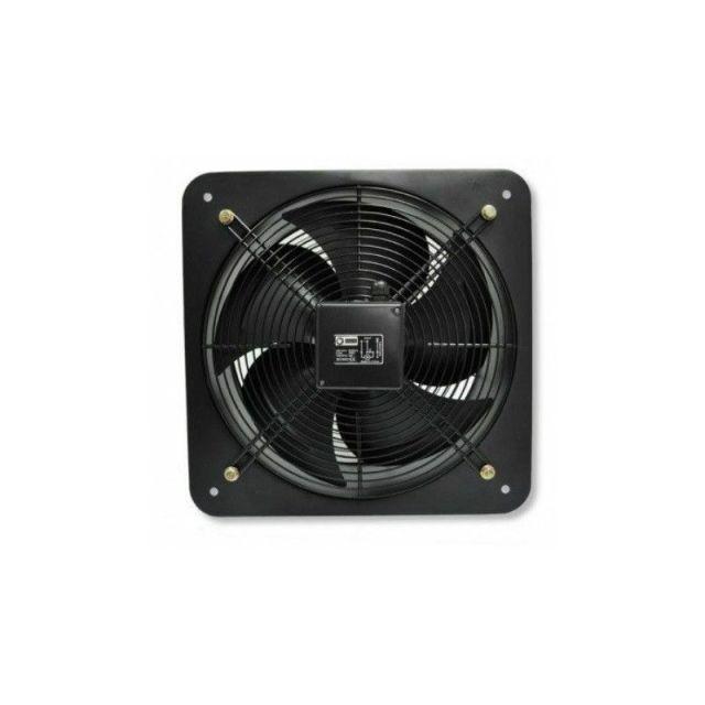 Ventilator Axial Wandventilator 400 mm 4500 m³/h Gitter ...