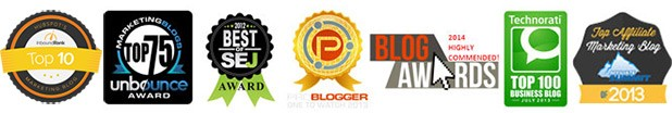 blog advertising awards