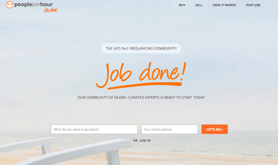 make money online without investment using PeoplePerHour