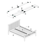 What Are Bed Frame Slats Mattress Online