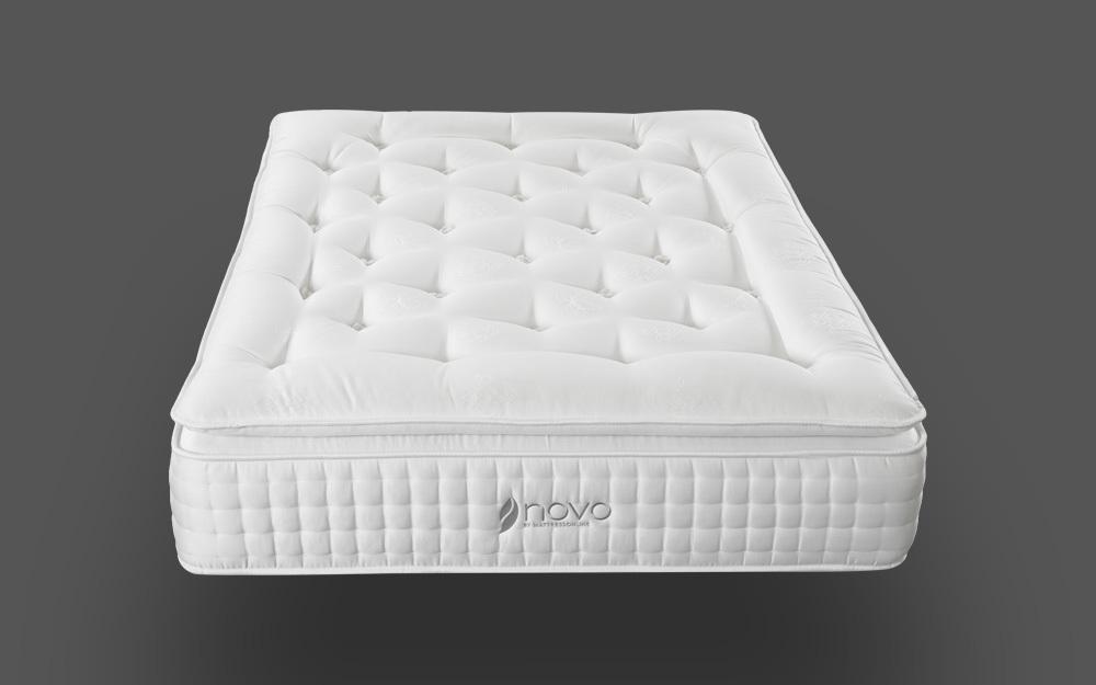 Novo Natural Pocket 3000 Pillow Top Mattress Mattress Online