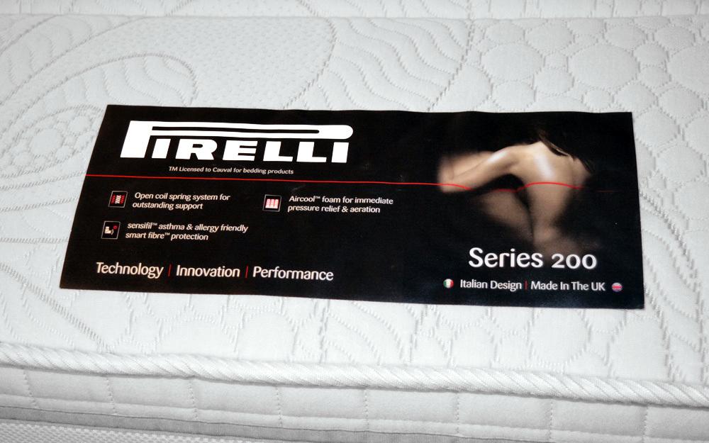 Pirelli Series 200 Mattress Mattress Online