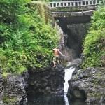 Ching S Pond Aka Blue Sapphire Pools Maui Guidebook
