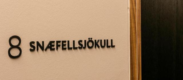 Svíturnar heita eftir fjöllum og jöklum.