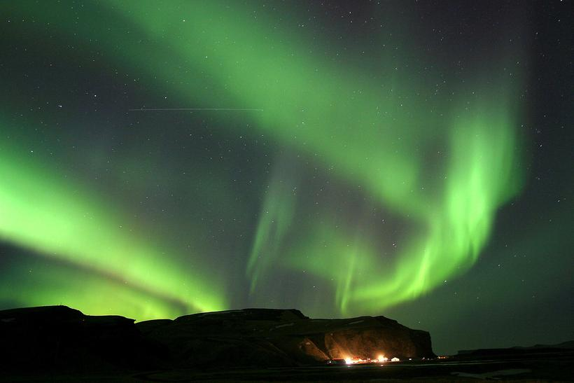 Northern Lights Forecast Iceland October 2017