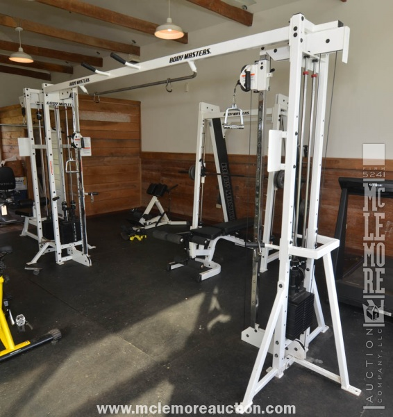 Body Masters Gym Equipment Replacement Parts   Reviewmotors co
