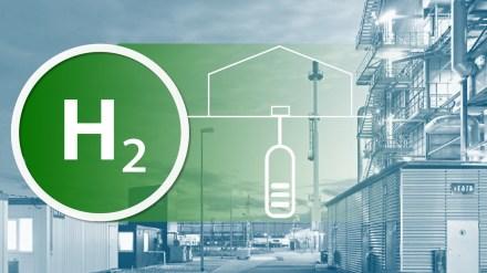 In Bad Lauchstädt entsteht der weltweit erste Wasserstoff-Speicher unter Tage
