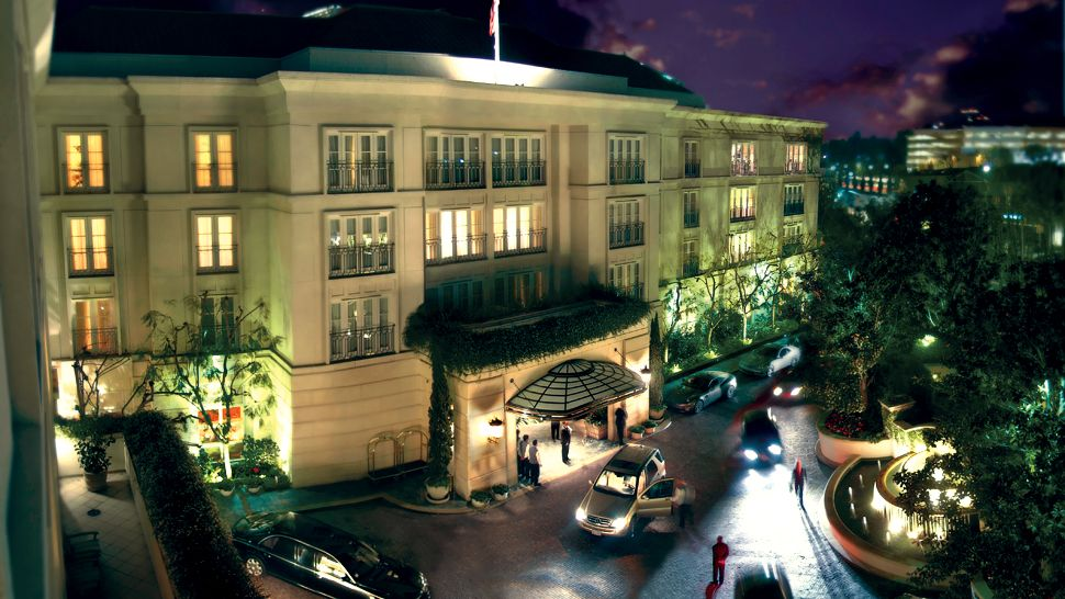 The Peninsula Beverly Hills Greater Los Angeles California