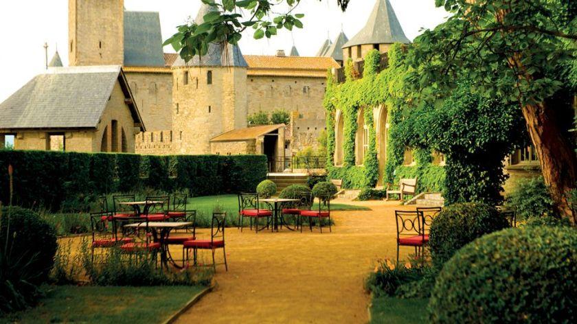 Hôtel de la Cite, Carcassonne,  France