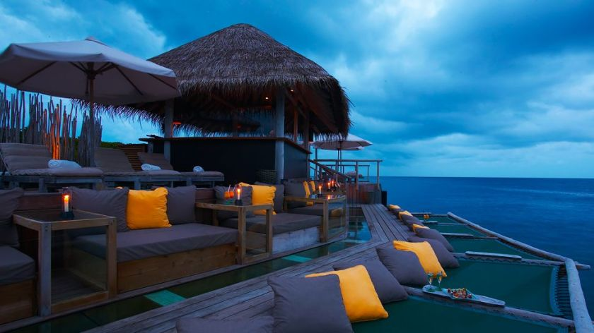 Soneva Fushi by Six Senses, Maldives