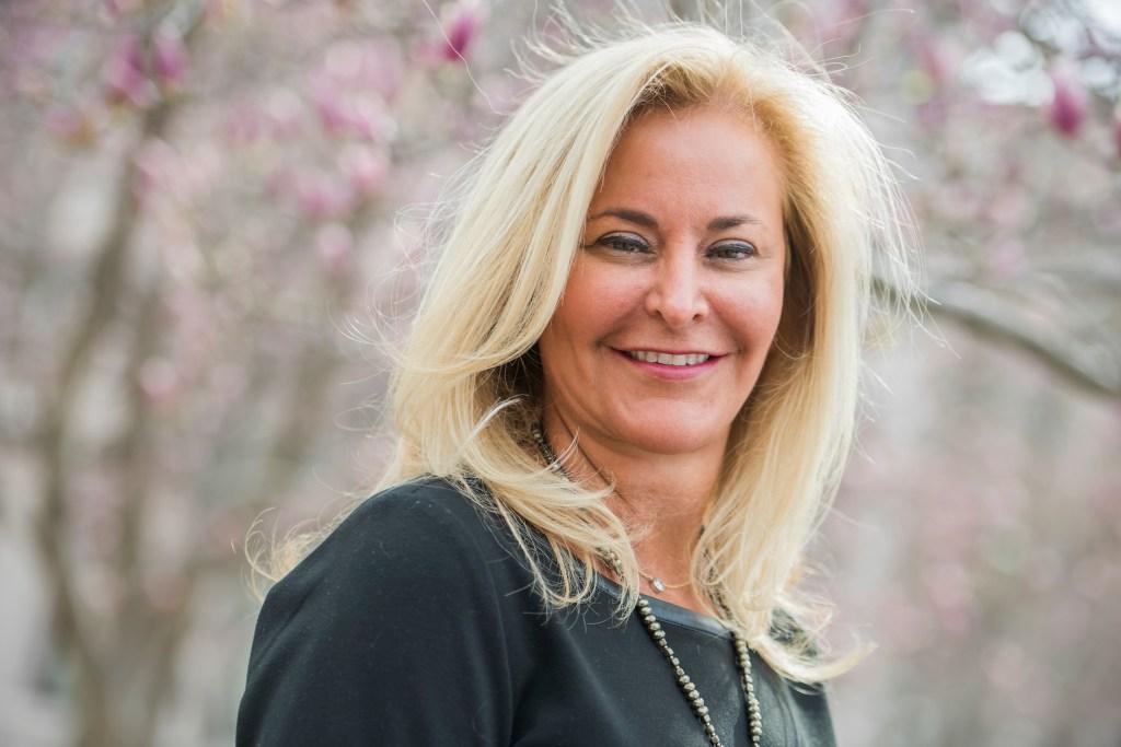 Sarah Chamberlain is president of Republican Main Street Partnership. (Tom Williams/CQ Roll Call file photo)