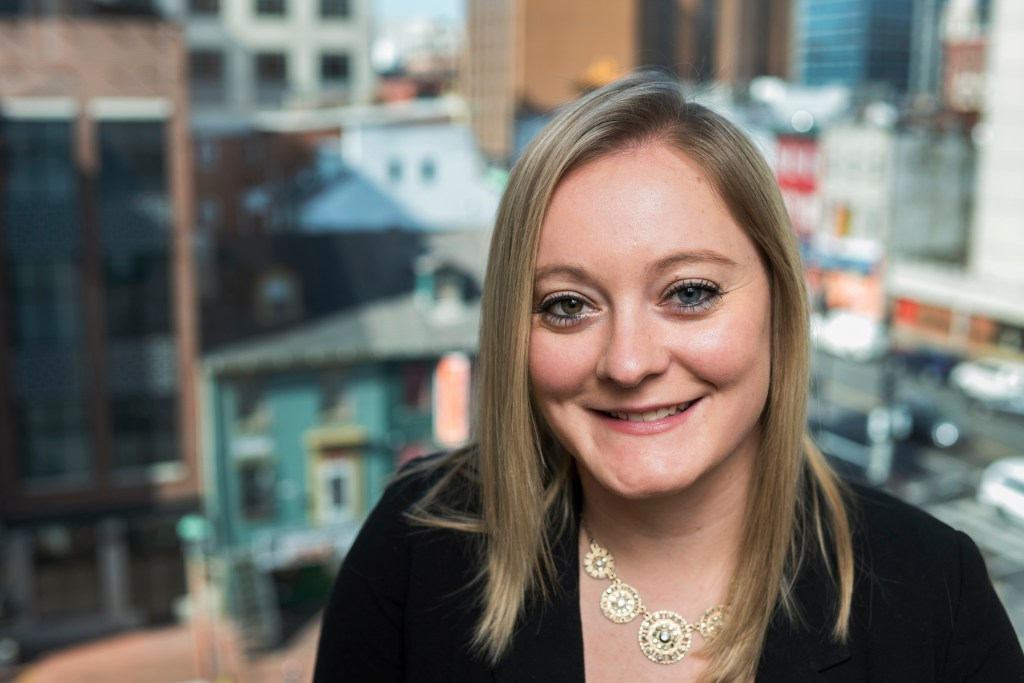 Lindsay Fryer is vice president at the Penn Hill Group, an education-lobbying firm. (Tom Williams/CQ Roll Call file photo)