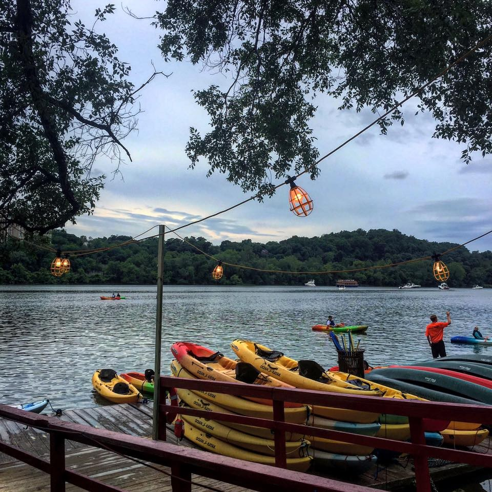 Boating in DC operates several boathouses on the Potomac and Anacostia rivers. (Courtesy Boating in DC via Facebook)