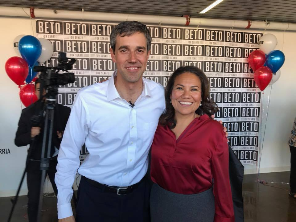 Democrat Veronica Escobar easily won the primary in Texas' 16th District to succeed Rep. Beto O'Rourke, who won the Democratic nomination for Senate. (Courtesy Veronica Escobar for Congress)