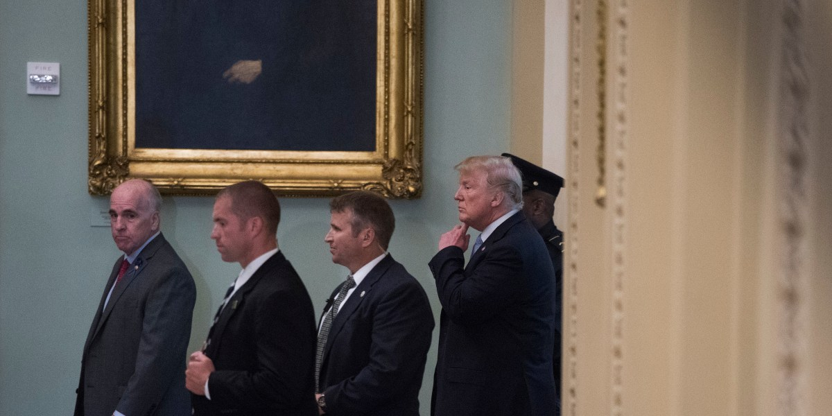Trump Call to Curb August Recess Picks Up Steam - Roll Call