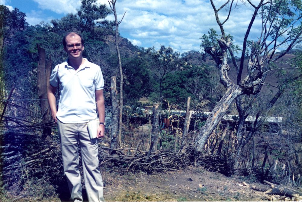 As a member of Moakley's staff, McGovern investigated the murders of Jesuit priests, a housekeeper, and 15-year-old girl by U.S.-trained troops in El Salvador. (Courtesy of Jim McGovern)
