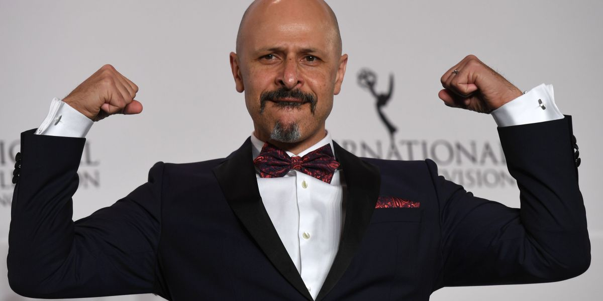 Comic Maz Jobrani is seriously funny about politics - Roll Call