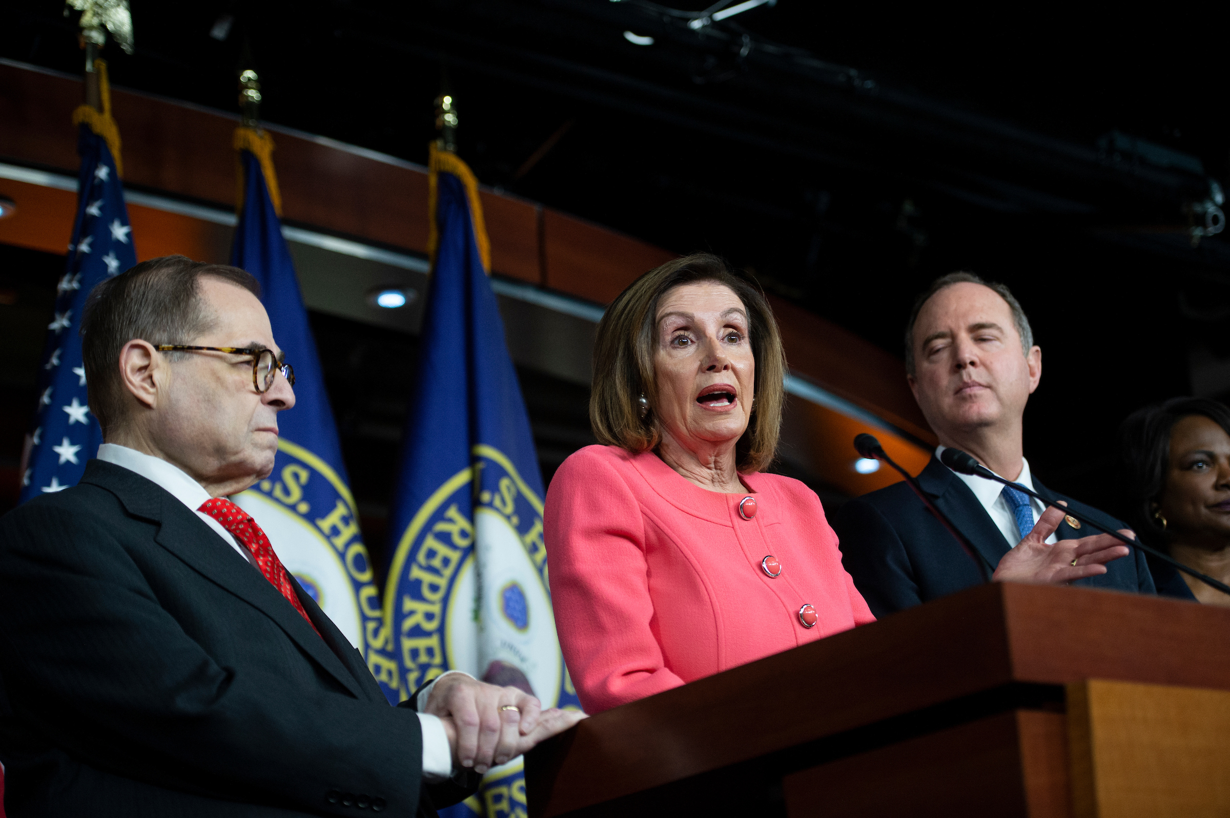 can speaker of the house be impeached