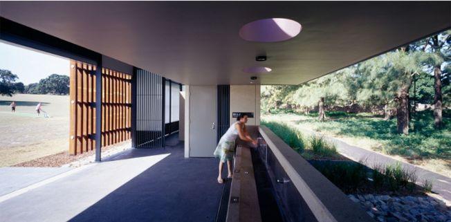 第十名是雪梨世紀公園的公廁。(取材自Design Curial網站)
