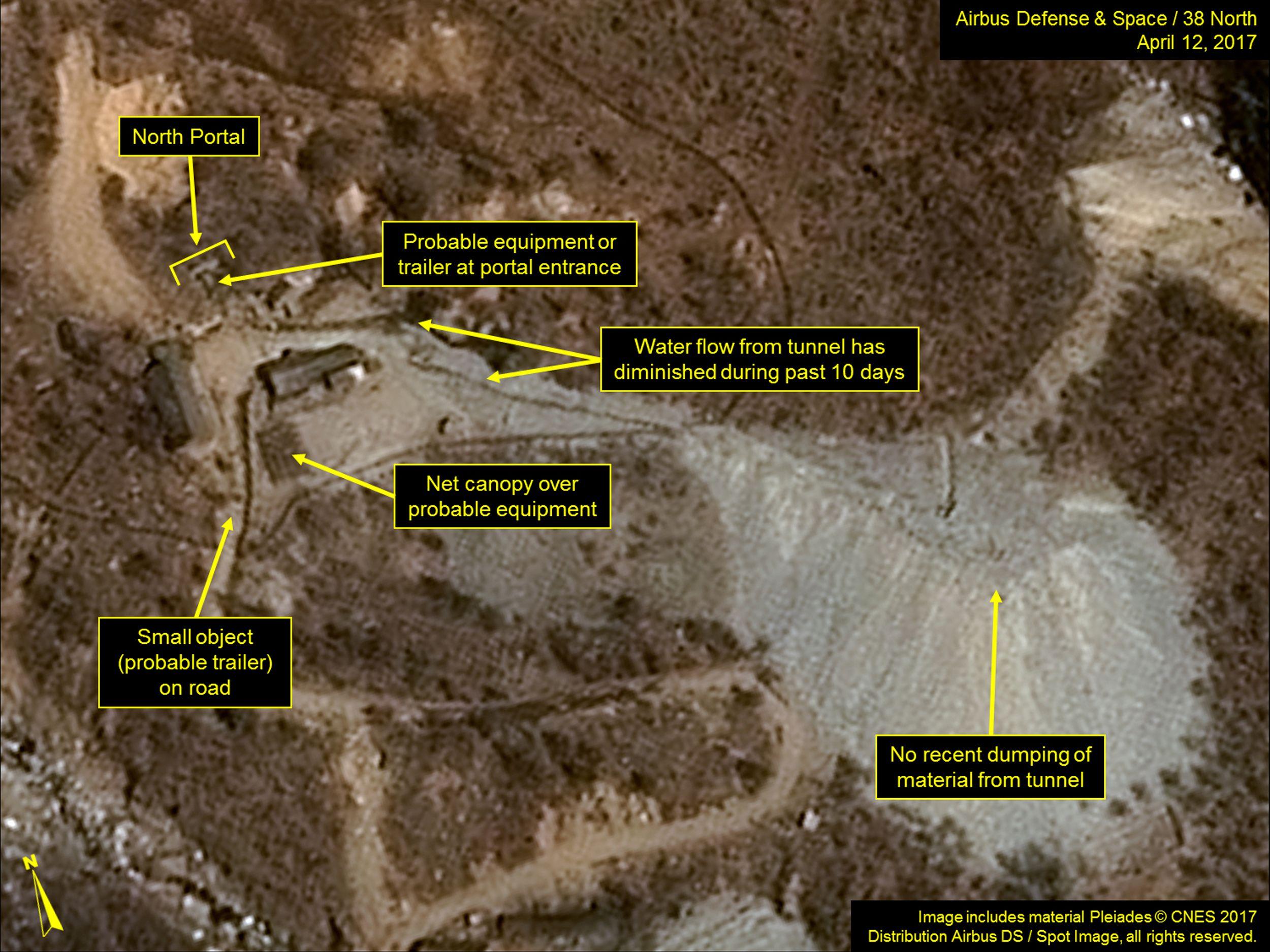 一次看懂 北韓6次核試爆威力逐增 - 世界新聞網
