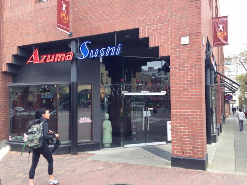 Sushi Restaurants Quebec City