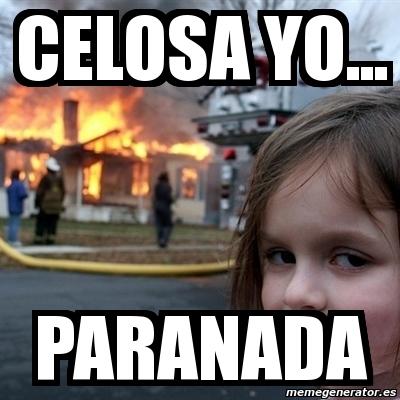 Meme Disaster Girl Celosa Yo Paranada 589985