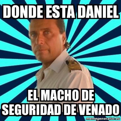 Daniel Donde Estas Te Estoy Buscando