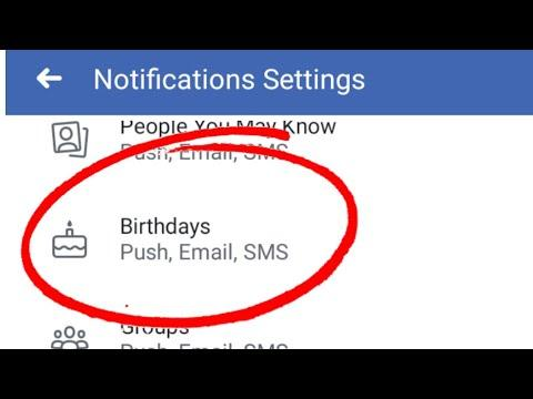 How To Stop Facebook From Announcing Your Birthday To Friends