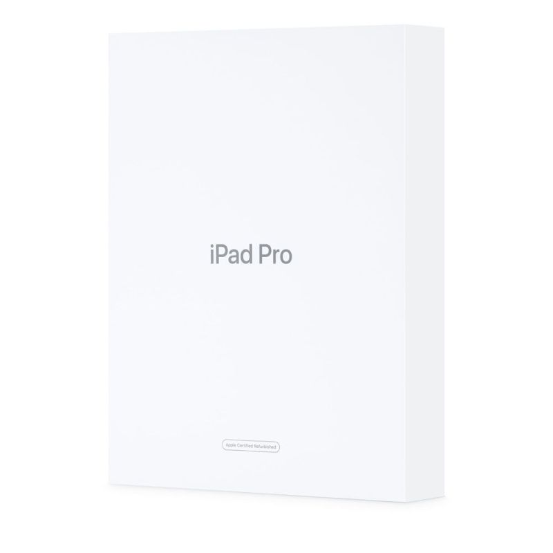 L'iPad Pro 2018 dans les rayons du refurb avec un rabais de 15% 8