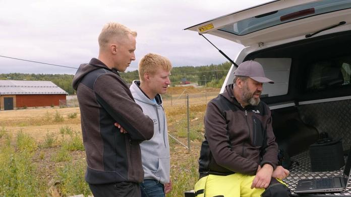 Drone LiDAR and surveyor actuality sequence, All the way down to Earth, returned with new episodes in Sweden - sUAS Information 7