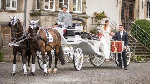 Hochzeitskutschenfahrten
