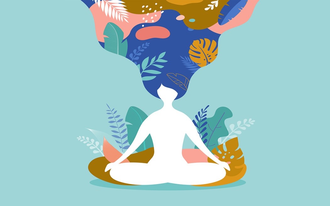 Meditation Practice: Place Your Attention on the Nature of the Mind -  Mindful
