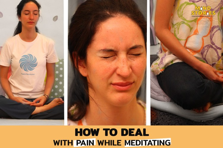 How-to-deal-with-pain-while-meditating