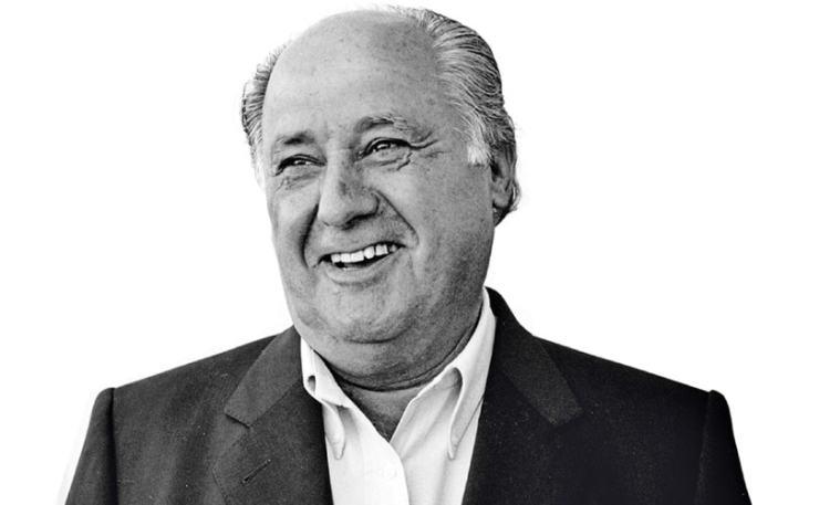 Amancio Ortega ile ilgili görsel sonucu