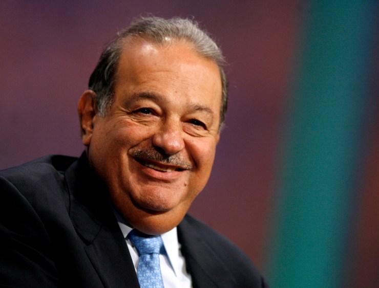 Carlos Slim Helu ile ilgili görsel sonucu