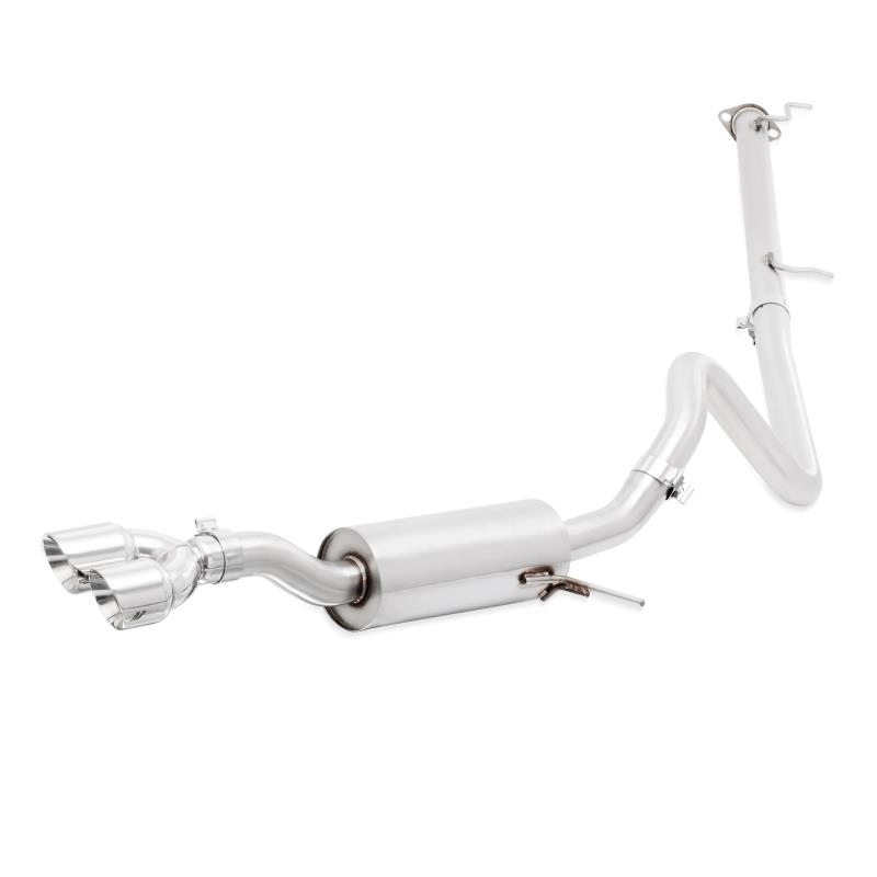 cat back exhaust fits ford fiesta st 2014 2019