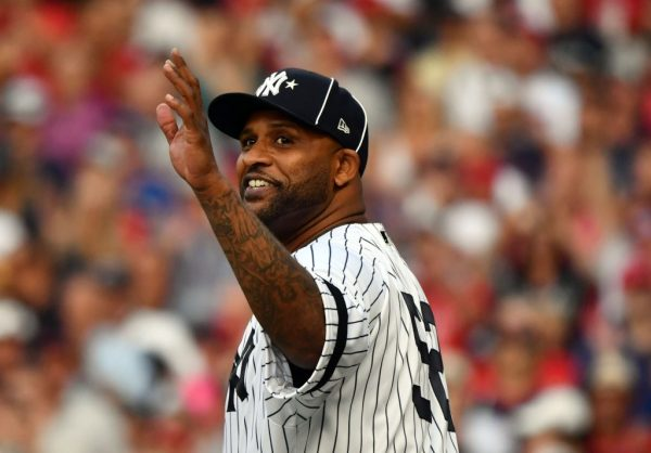CC Sabathia Not On Yankees