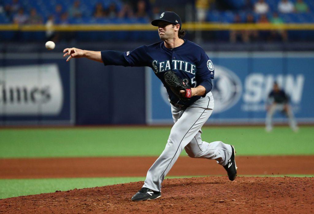 Yankees Claim Cory Gearrin, Release Domingo Acevedo