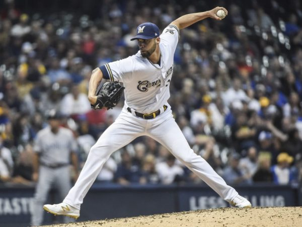 Brewers Re-Sign Alex Claudio - MLB Trade Rumors - The Union Journal